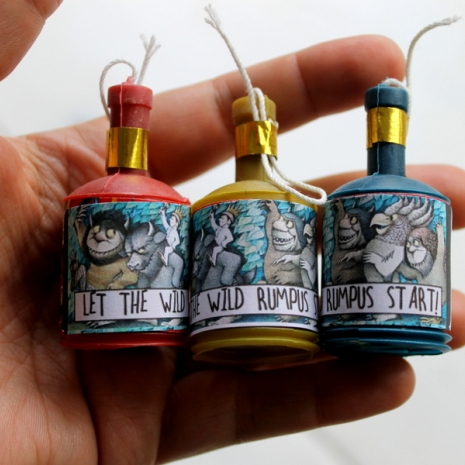 where the wild things are theme birthday party baby shower party poppers