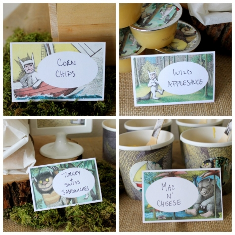 Where The Wild Things Are Pdf Party Package Frolic And